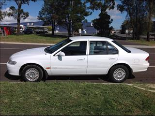 1996 FORD FAIRMONT EFII 4D SEDAN