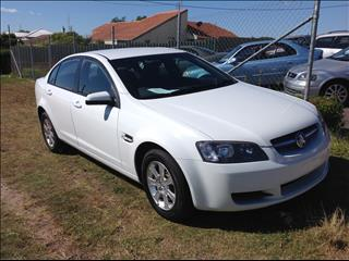 2009 HOLDEN COMMODORE OMEGA VE MY09.5 4D SEDAN