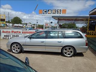 2005 HOLDEN COMMODORE EXECUTIVE VZ 4D WAGON