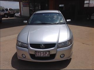 2005 HOLDEN COMMODORE SV6 VZ 4D SEDAN