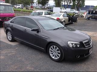 2008 HOLDEN STATESMAN V6 WM MY08 4D SEDAN