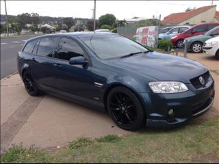 2011 HOLDEN COMMODORE OMEGA VE II MY12 4D SPORTWAGON