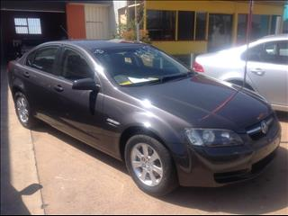 2008 HOLDEN COMMODORE OMEGA VE MY09 4D SEDAN