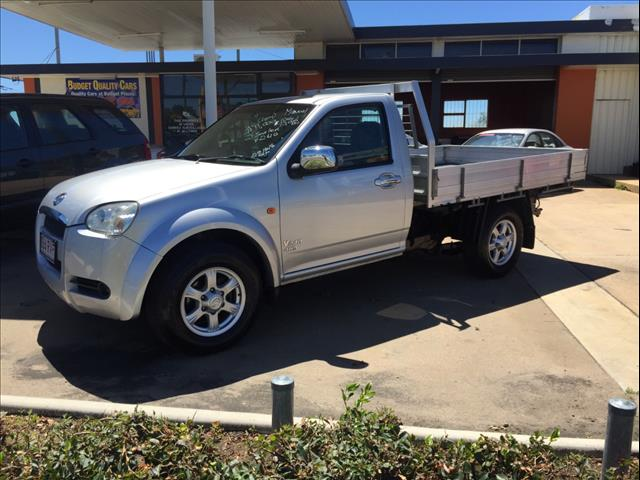 2010 GREAT WALL V240 (4x4) K2 C/CHAS