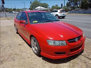 2001 HOLDEN COMMODORE ACCLAIM VX 4D SEDAN
