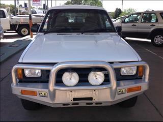 1994 MAZDA B2600 BRAVO SDX (4x4) DUAL CAB P/UP