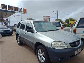 2006 MAZDA TRIBUTE LIMITED SPORT 4D WAGON