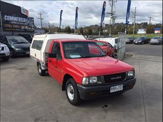 1995 HOLDEN RODEO TFG3 C/CHAS