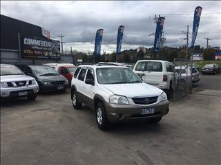 2002 MAZDA TRIBUTE LIMITED TRAVELLER 4D WAGON