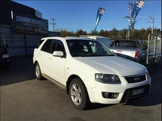 2010 FORD TERRITORY TX (RWD) SY MKII 4D WAGON
