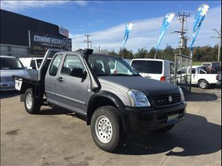 2003 HOLDEN RODEO DX (4x4) RA C/CHAS