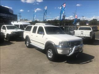 2005 FORD COURIER XLT (4x4) PH CREW CAB P/UP