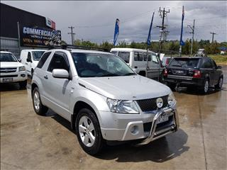 2007 SUZUKI GRAND VITARA (4x4) JT MY07 UPGRADE 2D WAGON