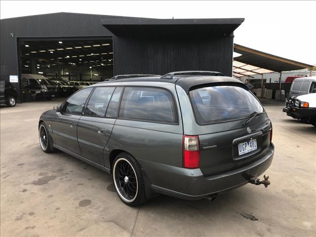 2003 HOLDEN COMMODORE ACCLAIM VYII 4D WAGON