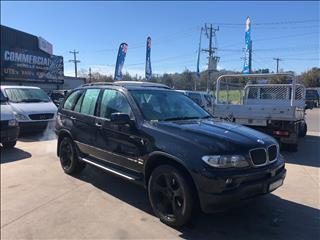 2006 BMW X5 3.0d E53 4D WAGON