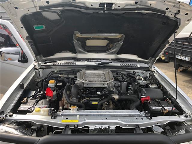 2010 NISSAN NAVARA ST-R (4x4) D22 MY08 DUAL CAB P/UP