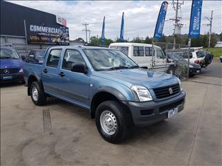 2007 HOLDEN RODEO LX RA MY07 CREW CAB P/UP