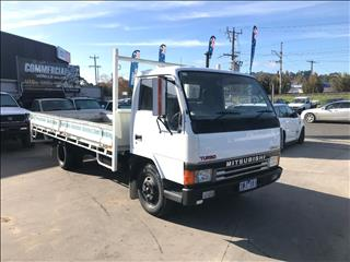 MITSUBISHI CANTER 1994 TURBO DIESEL TRUCK