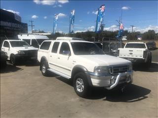 2005 FORD COURIER XLT PH CREW CAB P/UP