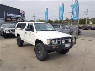 2000 TOYOTA HILUX (4x4) LN167R P/UP