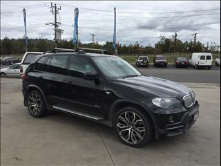 2008 BMW X5 3.0sd E70 4D WAGON