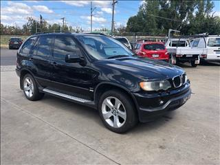 2002 BMW X5 3.0i E53 4D WAGON
