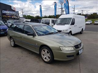 2004 HOLDEN COMMODORE ACCLAIM VZ 4D WAGON