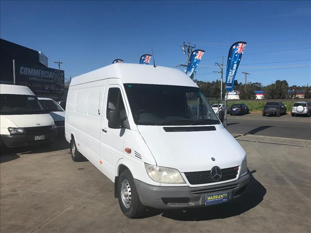 2005 MERCEDES-BENZ SPRINTER 311 LWB VAN