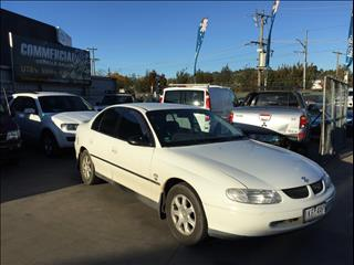 2000 HOLDEN COMMODORE OLYMPIC EDITION VTII 4D SEDAN