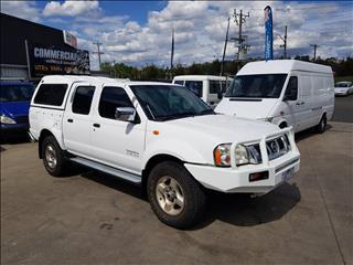 2005 NISSAN NAVARA ST-R (4x4) D22 DUAL CAB P/UP