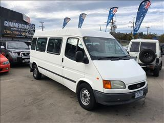 1999 FORD TRANSIT 12 SEAT VG BUS