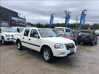 2009 GREAT WALL SA220 (4x2) CC DUAL CAB UTILITY