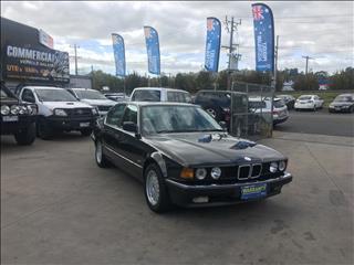 1987 BMW 7 35i 4D SEDAN