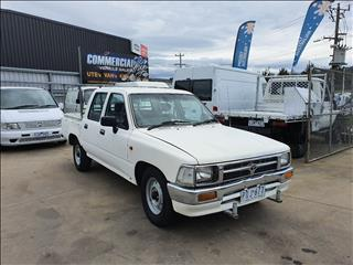 1995 TOYOTA HILUX LN86R DUAL CAB P/UP