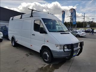 2000 MERCEDES-BENZ SPRINTER 412D LWB VAN