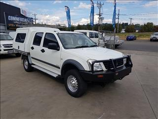 2006 HOLDEN RODEO LX RA MY06 UPGRADE CREW CAB P/UP