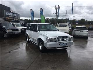 1998 FORD EXPLORER LIMITED (4x4) 4D WAGON