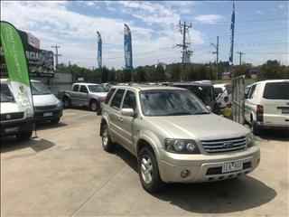 2006 FORD ESCAPE LIMITED ZB 4D WAGON