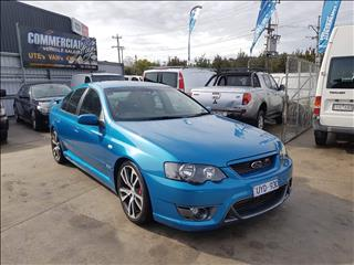 2007 FORD FPV F6 TYPHOON BF MKII 4D SEDAN