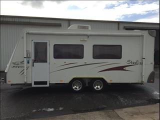 USED 20'x7'9'' 2006 JAYCO STERLING