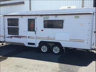 USED 21X7'9 2005 ROADSTAR VOYAGER 4000