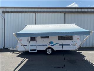 USED 2004 17FT JAYCO FREEDOM