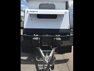 USED  16FT JAYCO STARCRAFT OUTBACK POP TOP