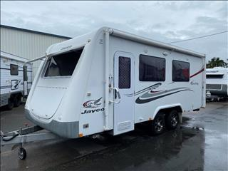 2010 USED 19'6FT  JAYCO STERLING