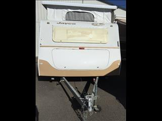 USED 18'X7'9 2007 JAYCO DESTINY POP TOP