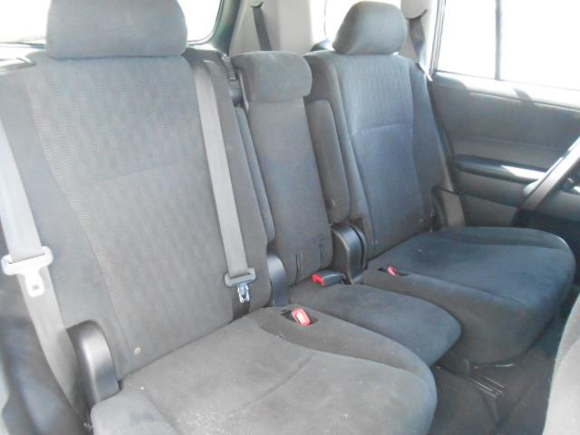 2011 TOYOTA KLUGER KX-R 4X4 7 SEAT GSU45R MY11 UPGRADE 4D WAGON