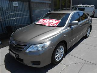 2009 TOYOTA CAMRY ALTISE ACV40R 09 UPGRADE 4D SEDAN
