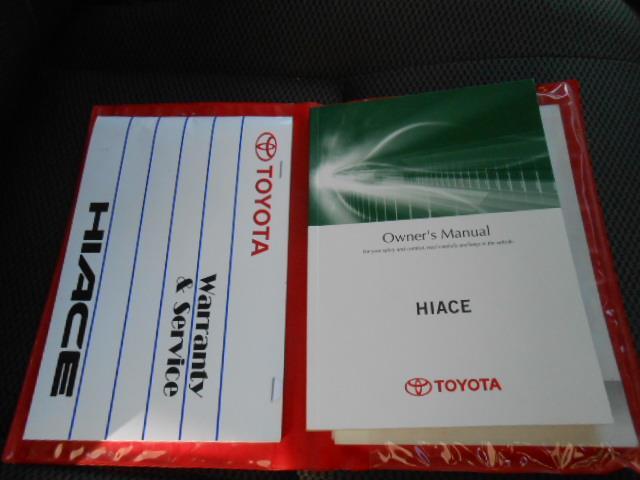 2010 TOYOTA HIACE LWB KDH201R MY11 UPGRADE 4D VAN