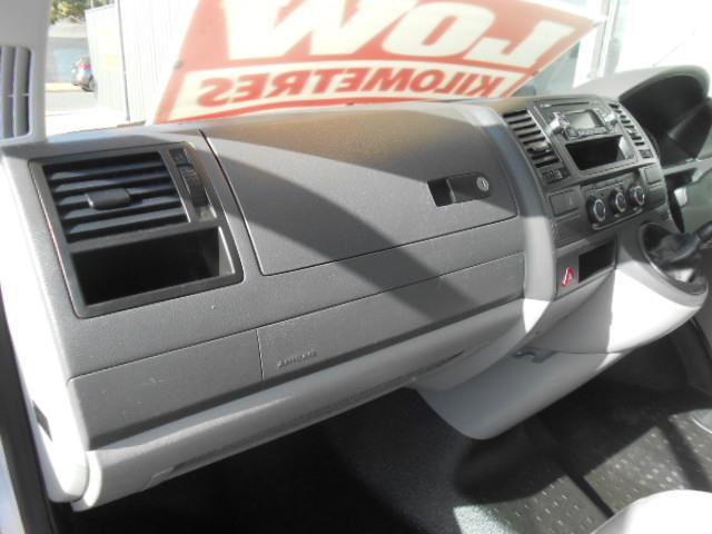 2012 VOLKSWAGEN TRANSPORTER TDI 250 RUNNER SE T5 MY12 VAN