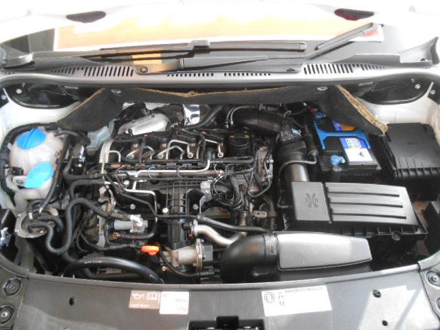 2011 VOLKSWAGEN CADDY MAXI TDI250 2K MY11 5D VAN